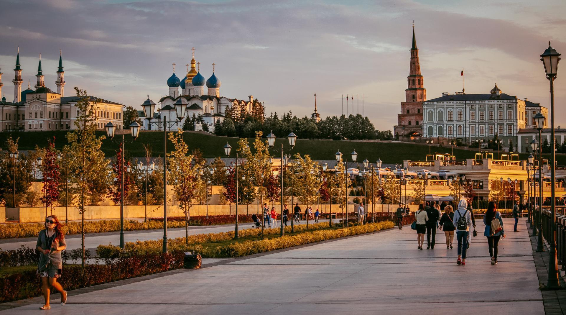 Казань – в тройке лучших городов для жизни в России | Время и Деньги